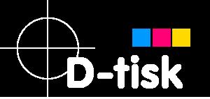 D-tisk Logo
